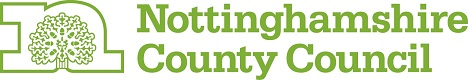 Nottingham County Council logo