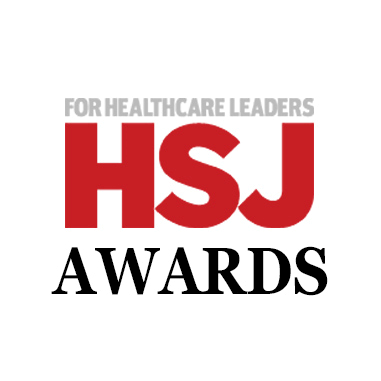 Connected Notts shortlisted for the 2020 HSJ awards